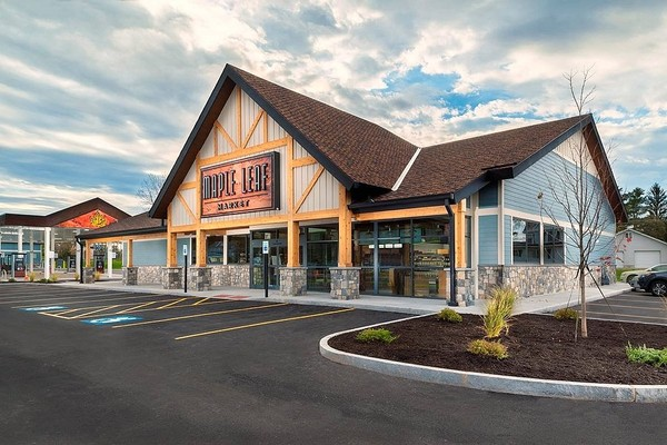 The Oneida Indian Nation will open its first Maple Leaf Market on Nov. 1, 2017.