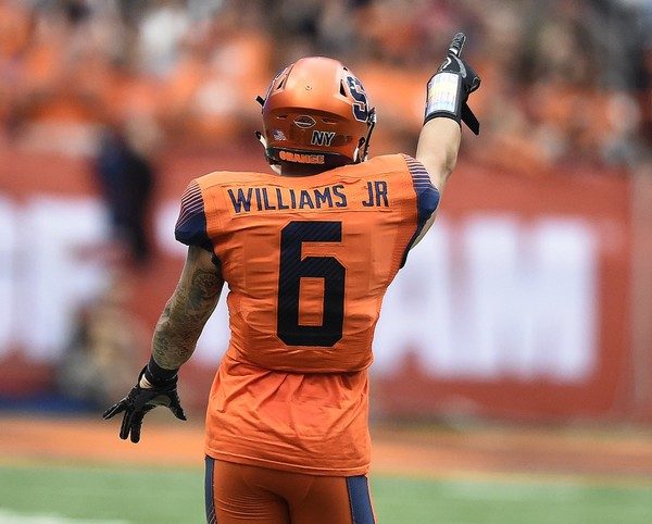 With Antwan Cordy and Jordan Martin out for the year, redshirt junior safety Rodney Williams is expected to start at free safety for Syracuse.