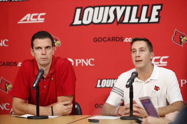 louisville new coach