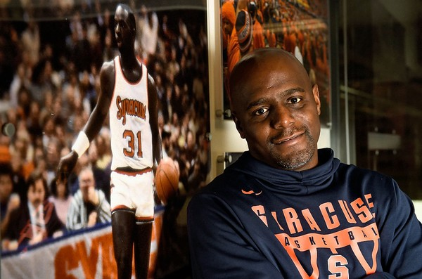 Syracuse basketball assistant Allen Griffin will coach in his first regular-season game with the Orange on Friday against Cornell