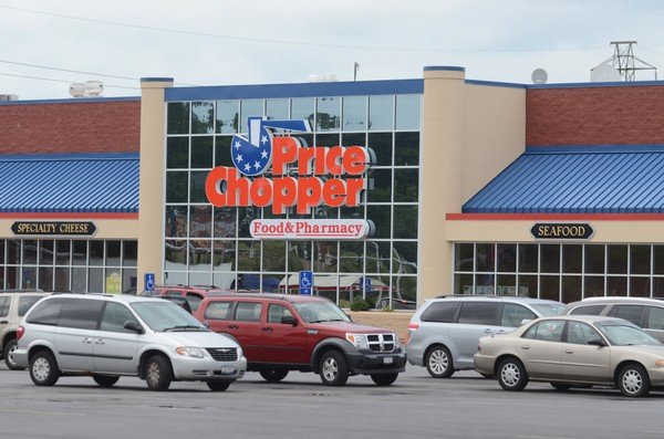 Price Chopper on Erie Boulevard East in Syracuse.