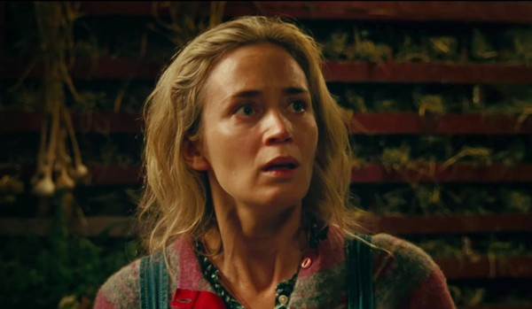 First Trailer for A QUIET PLACE Creates Terror With Silence