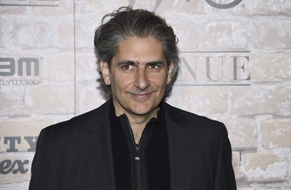 Michael Imperioli arrives at the TAO, Beauty and Essex, Avenue and Luchini Los Angeles grand opening on Thursday, March 16, 2017.