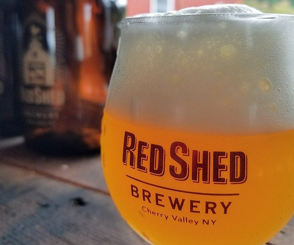 (Red Shed Brewery)