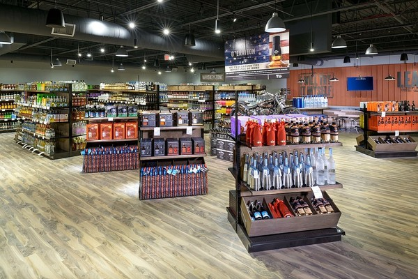 Tin Woodman's Flask, a new Oneida Nation liquor store in Chittenango, will hold a grand opening Monday.