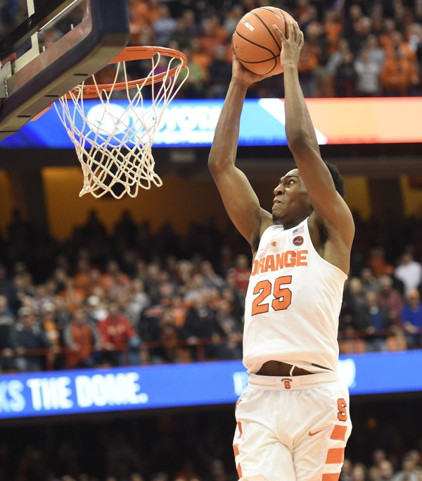 SU stays ideal by topping the Terps
