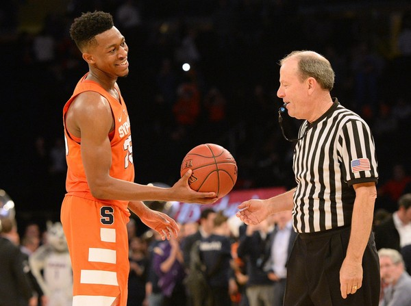 Syracuse guard Tyus Battle is starting to make excellence look ordinary.