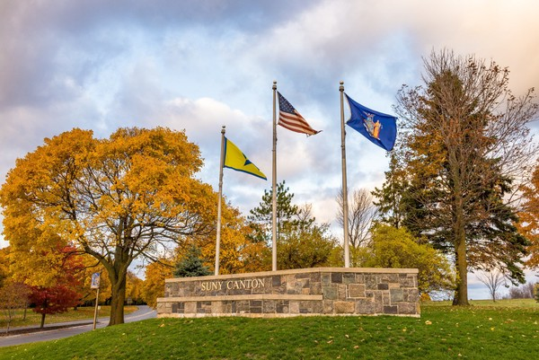 State University of New York College of Technology at Canton, more commonly known as SUNY Canton.