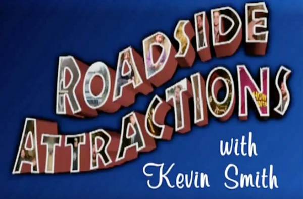 Filmmaker Kevin Smith hosted 'Roadside Attractions,' a recurring travel segment for Jay Leno and 'The Tonight Show' in 2001 and 2002. The first episode featured Lights on the Lake and other Central NY tourist spots.
