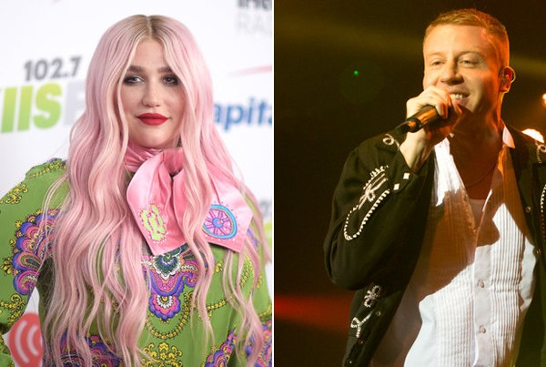 Kesha and Macklemore are coming to St. Louis next year