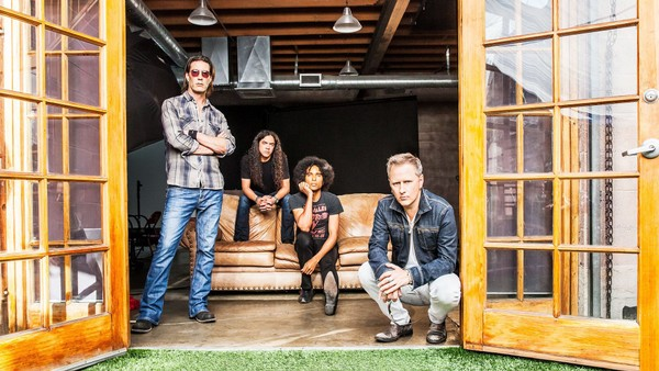 Alice in Chains will return to the Landmark Theatre on Monday, April 30, 2018.