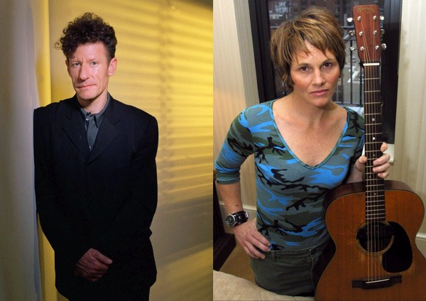 Lyle Lovett and Shawn Colvin will perform an acoustic show together in Geneva on March 14, 2018.