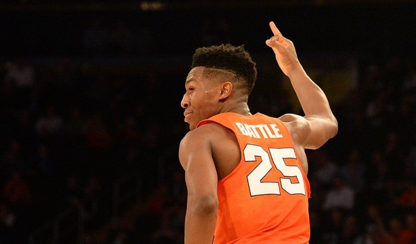 How clutch is Tyus Battle for Syracuse basketball? (stats ...