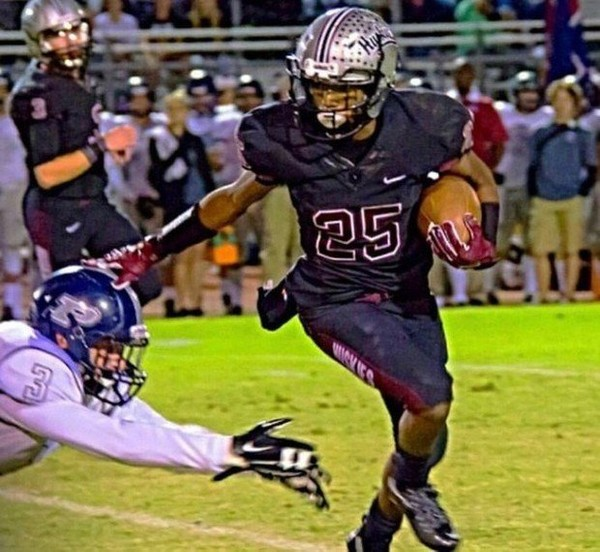 Arizona running back Jawhar Jordan said he was offered by Texas, but plans on signing with Syracuse in February.