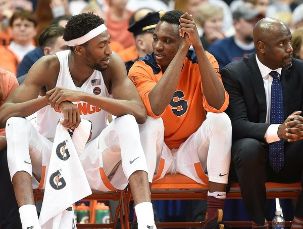How Bourama Sidibe S Injury Is Affecting Syracuse Basketball Stats