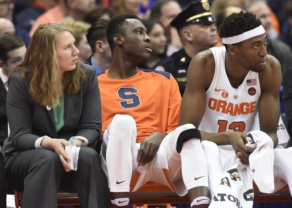 Syracuse hands Virginia Tech a loss on New Year's Eve