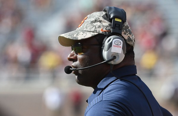 Syracuse football coach Dino Babers was inquisitive and affable during the ESPN Coaches' Film Room broadcast of the College Football Playoff national semifinals.