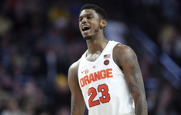 Syracuse drops second straight game losing to Notre Dame