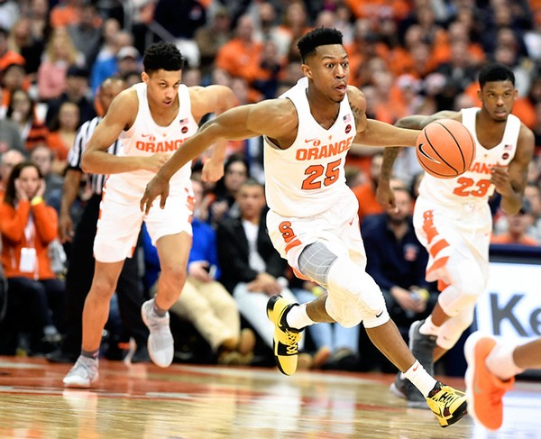 This Syracuse Basketball Team Is One Of The Slowest In Recent