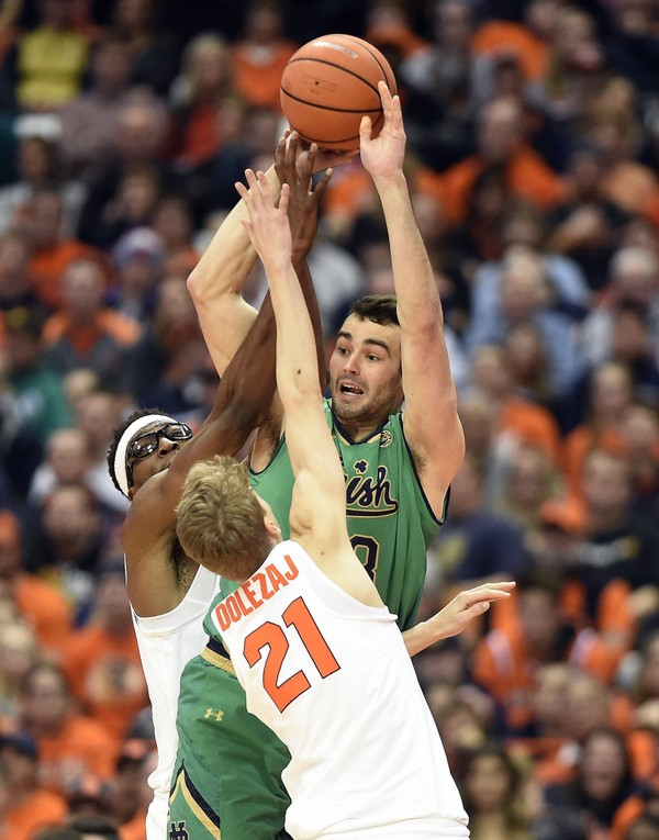 Syracuse basketball loses to Notre Dame 51-49: Brent Axe recap