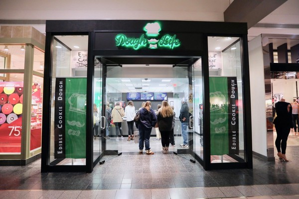 Raw cookie dough store opens at Destiny USA – Destiny Usa Mall Floor Plan