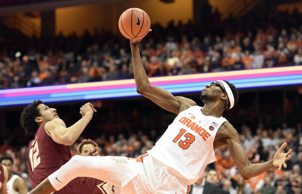 What channel is Syracuse basketball at Pittsburgh on? TV, live