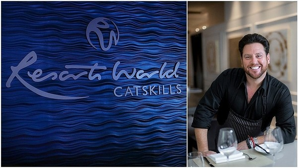 Celebrity chef Scott Conant is opening Cellaio, a high-end Italian steakhouse, at Resorts World Catskills casino in Sullivan County.