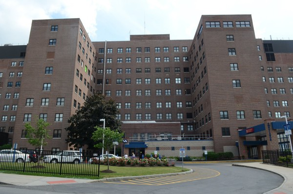 The Syracuse VA Medical Center completed a $90 million renovation project in 2013 when it opened a new spinal cord injury center.  Michelle Gabel   mgabel@syracuse.com