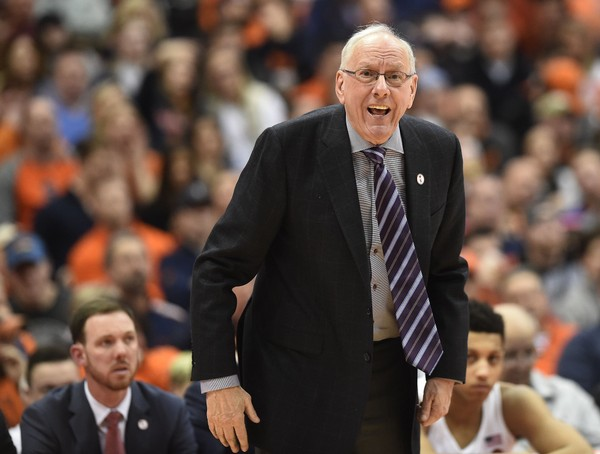 Syracuse will be a significant underdog when it visits Louisville on Monday.