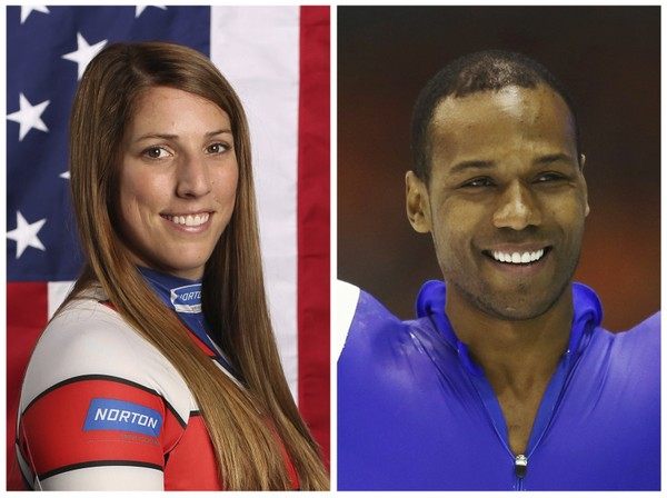 Four-time Olympic luger Hamlin named United States flag bearer