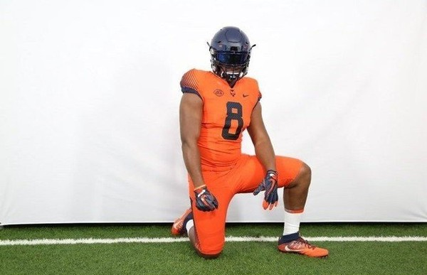Syracuse defensive lineman signee Caleb Okechukwu said he felt welcomed into the program's family environment during his official visit two weeks ago.