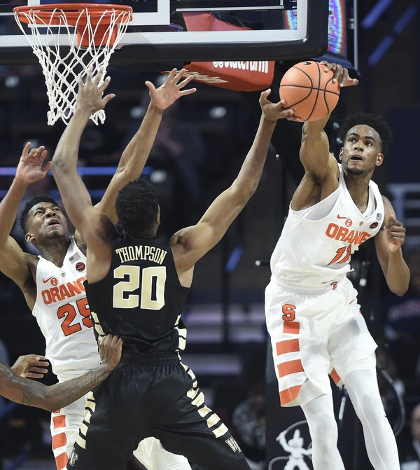 What Channel Is Syracuse Basketball Vs Wake Forest On Tv Live