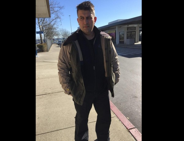 "Constantinos ""Danny"" Filippidis was found in Sacramento, California after going missing during a ski trip in the Adirondacks on Feb. 7."