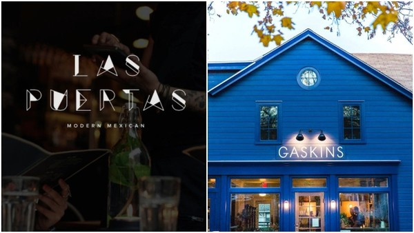 Chefs from Las Puertas in Buffalo and Gaskins in the Hudson Valley have been named semi-finalists in the prestigious James Beard awards for 2018.
