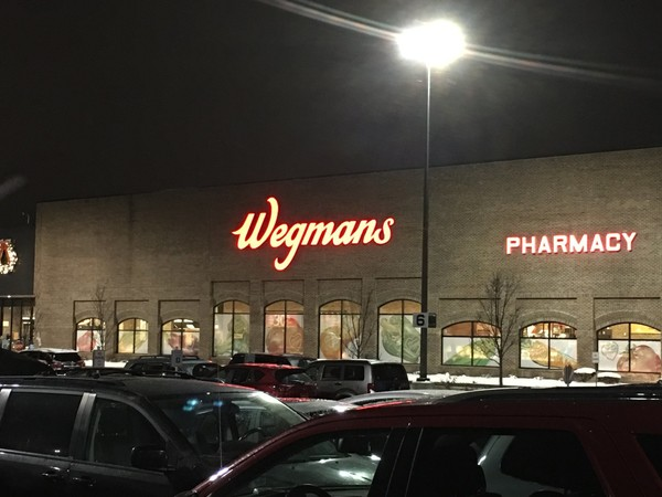 File photo of Wegmans in DeWitt.