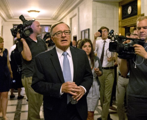 State Sen. John DeFrancisco, R-DeWitt, has never lost an election during his 40 years in politics. He is seeking the Republican nomination for governor in 2018.