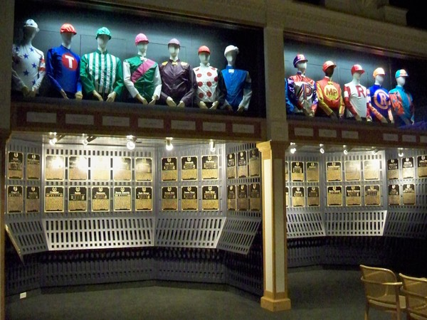 The National Museum of Racing and Hall of Fame on Union Avenue in Saratoga Springs.
