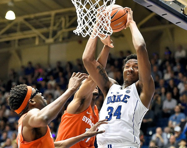 How Duke Cleared Wendell Carter To Play Against Syracuse Basketball