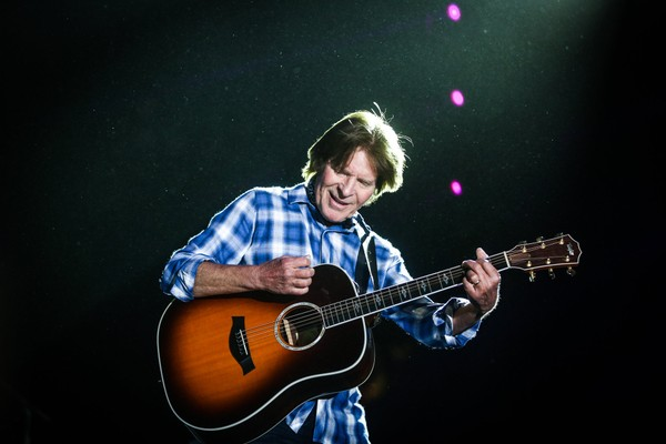 John Fogerty performs at the 2016 Stagecoach Festival at the Empire Polo Club on Saturday, April 30, 2016, in Indio, Calif.