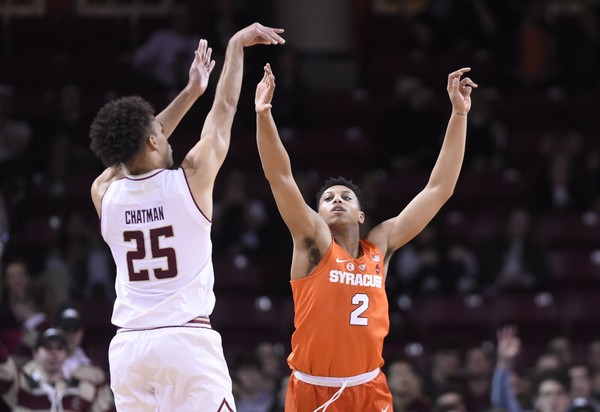 Boston College-Syracuse basketball