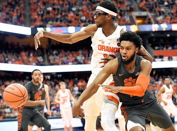 Syracuse Faces Clemson in Regular Season Finale