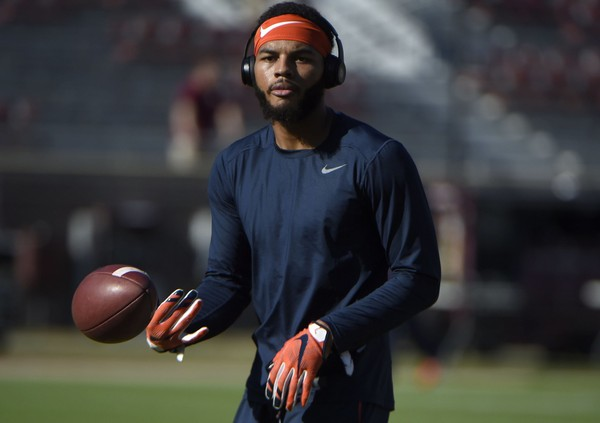 Syracuse junior wide receiver Devin Butler is working closely with Michigan State transfer Trishton Jackson to improve his route running.
