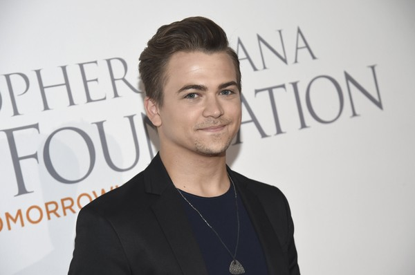 Hunter Hayes attends the Samsung Charity Gala at Skylight Clarkson Square on Thursday, Nov. 2, 2017, in New York.