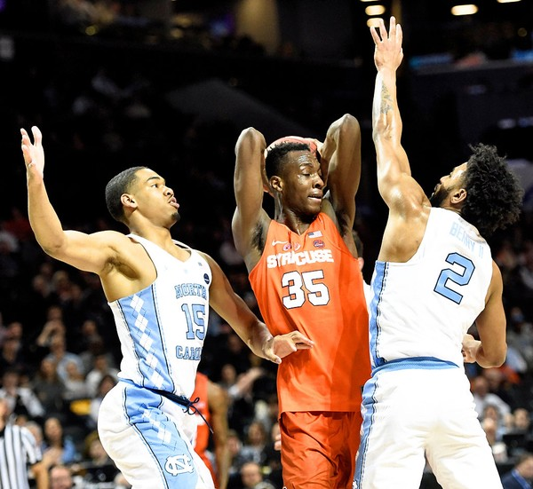 ACC Tournament: Semifinals set as North Carolina takes down Miami, 82-65