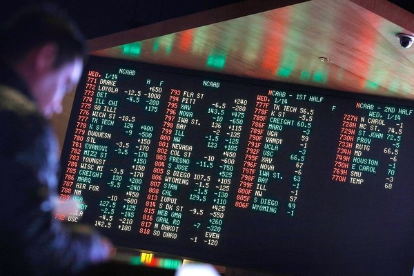 New bill proposes to legalize sports betting in NY