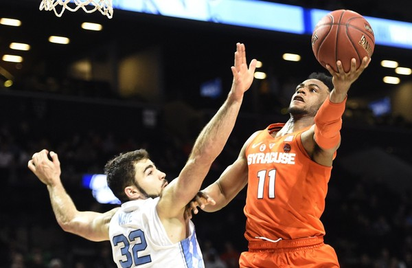 Syracuse's odds of winning the national title aren't great. But the Orange are still alive.