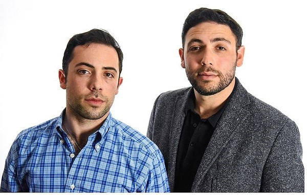 Rookie Road Inc. founder and chief product officer Doug Gursha, left, and his brother, company CEO Michael Gursha, have launched a website that provides sports tutorials for novices.