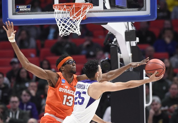 Syracuse's frontcourt will face one of its most difficult tests of the season as they face a physical Michigan State frontcourt.
