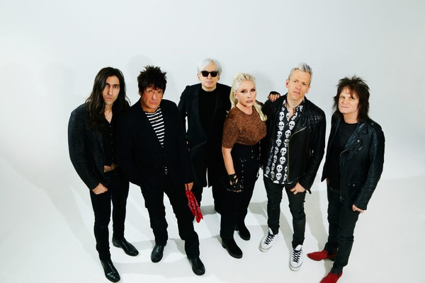 Blondie will perform at the NYS Fair for the first time on Aug. 22.
