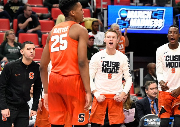 Syracuse Basketball Coaches Look To Turn Sweet 16 Run Into